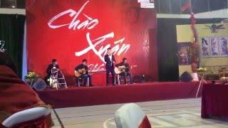 Chiều xuân - Quang Huy CLB Guitar ĐHKTHN