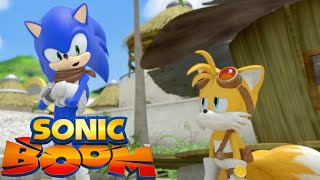 Download lagu Sonic Boom |Anything You Can Do, I Can Do Worse-er
