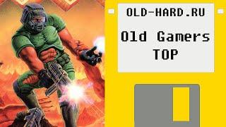 Top 10 лучших FPS 90х по мнению зрителей канала Old-Hard