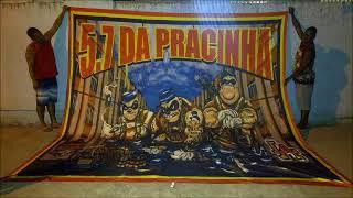 MONTAGEM - 57 DA PRACINHA E CRUZ VERMELHA ( DJ LÉO KGUEY )