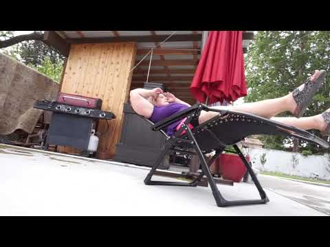 KingCamp Zero gravity Lounge Chair