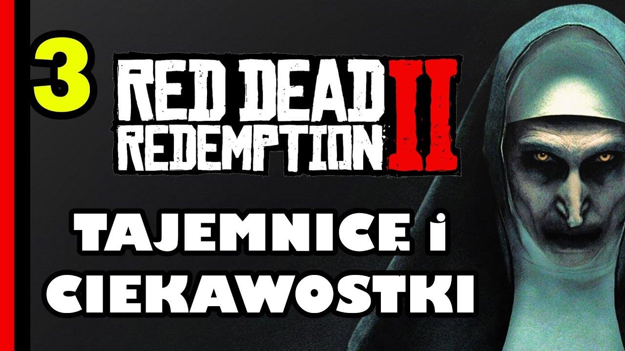 Red Dead Redemption 2 - Tajemnice i Ciekawostki 3