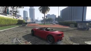 Grand Theft Auto V PC - GTX 980 SLI - City ride - 3440 x 1440 benchmark Ultra sett - i7 4790K