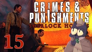 Oh you fancy huh? - SHERLOCK HOLMES: CRIMES AND PUNISHMENTS - Part 15