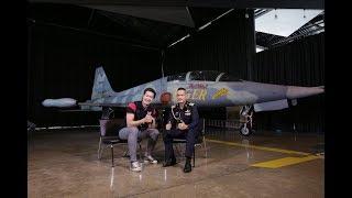 The Spy Man Show | 22 JAN 2018 | EP. 60 - 2 | น.อ. ภูศิษฎ์ ทิมเกิด  [นักบินขับไล่ กองทัพอากาศไทย ]