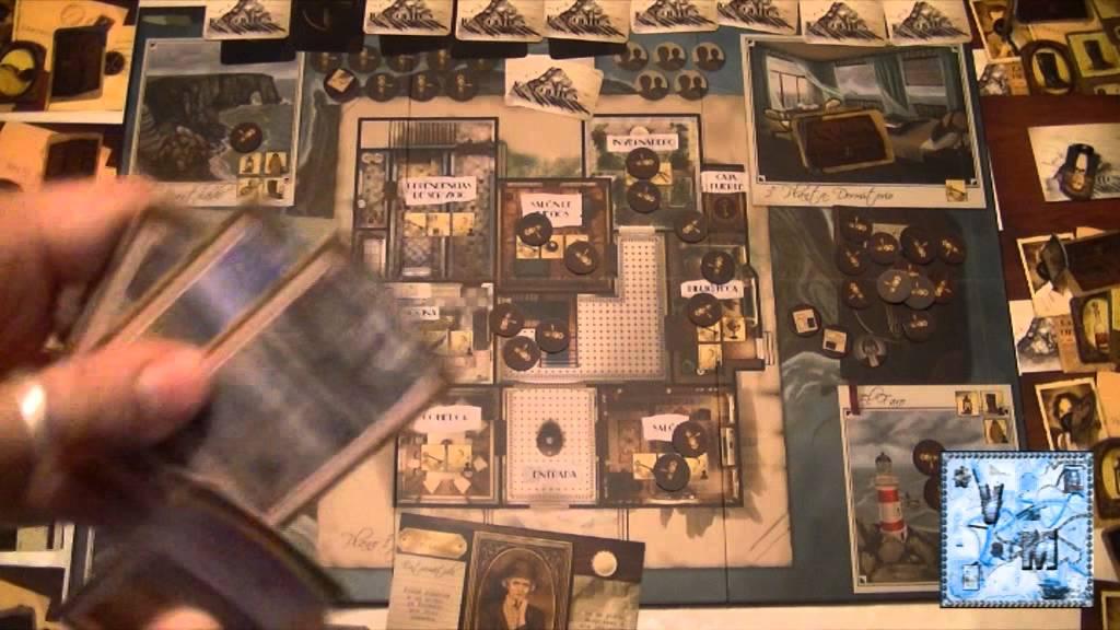 10 negritos modo c mplice juego de mesa rese a for Viciados de mesa