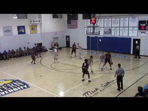 Part 2 SCU EAGLES MBB JV vs. Connors State College NJCAA 1