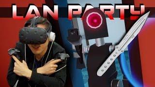 BUDGET CUTS - Virtual Reality Spy Game