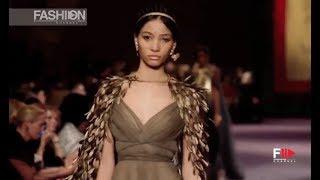 The best 20 Looks DIOR Haute Couture Spring 2020 Paris - Fashion Channel