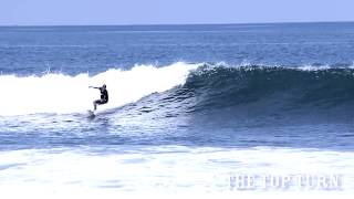 How to surf - 7. Bottom and top turns