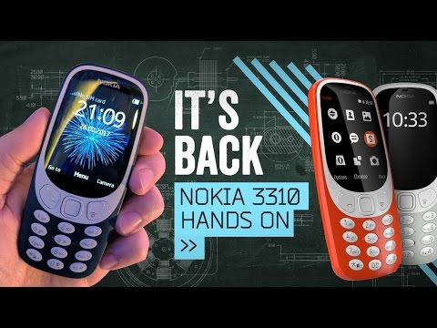 Thumbnail: Nokia 3310 Hands On: Welcome Back To 2000!