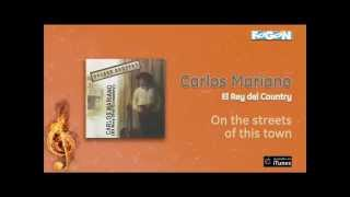 Carlos Mariano / Golden Country - On the streets of this town