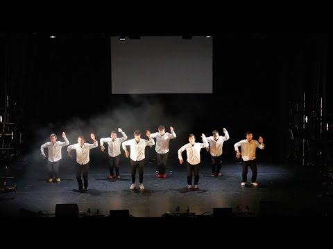 Robot to Human   Hiphop   UCLU Dance Society   Humans