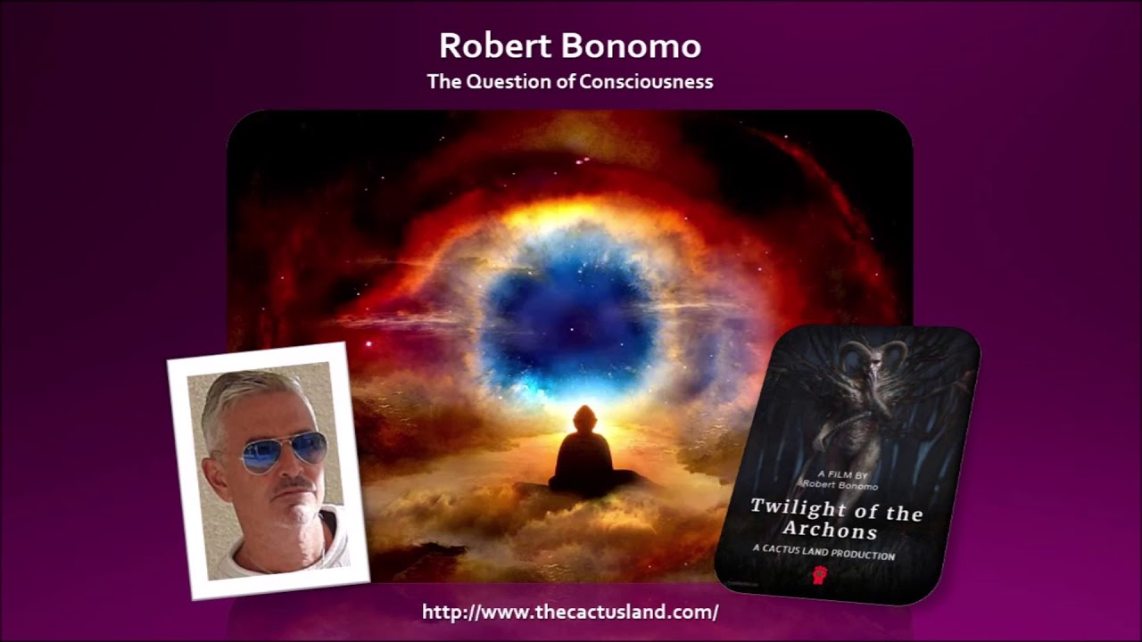 Sage of Quay™ - Robert Bonomo - The Question of Consciousness (March 2021)