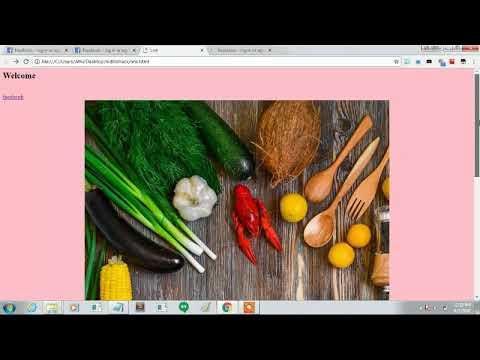 Webdesign Episode 5 - HTML Links,HTML Images,HTML Tables - Developers4U