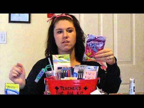 Teacher's First Aid Kit