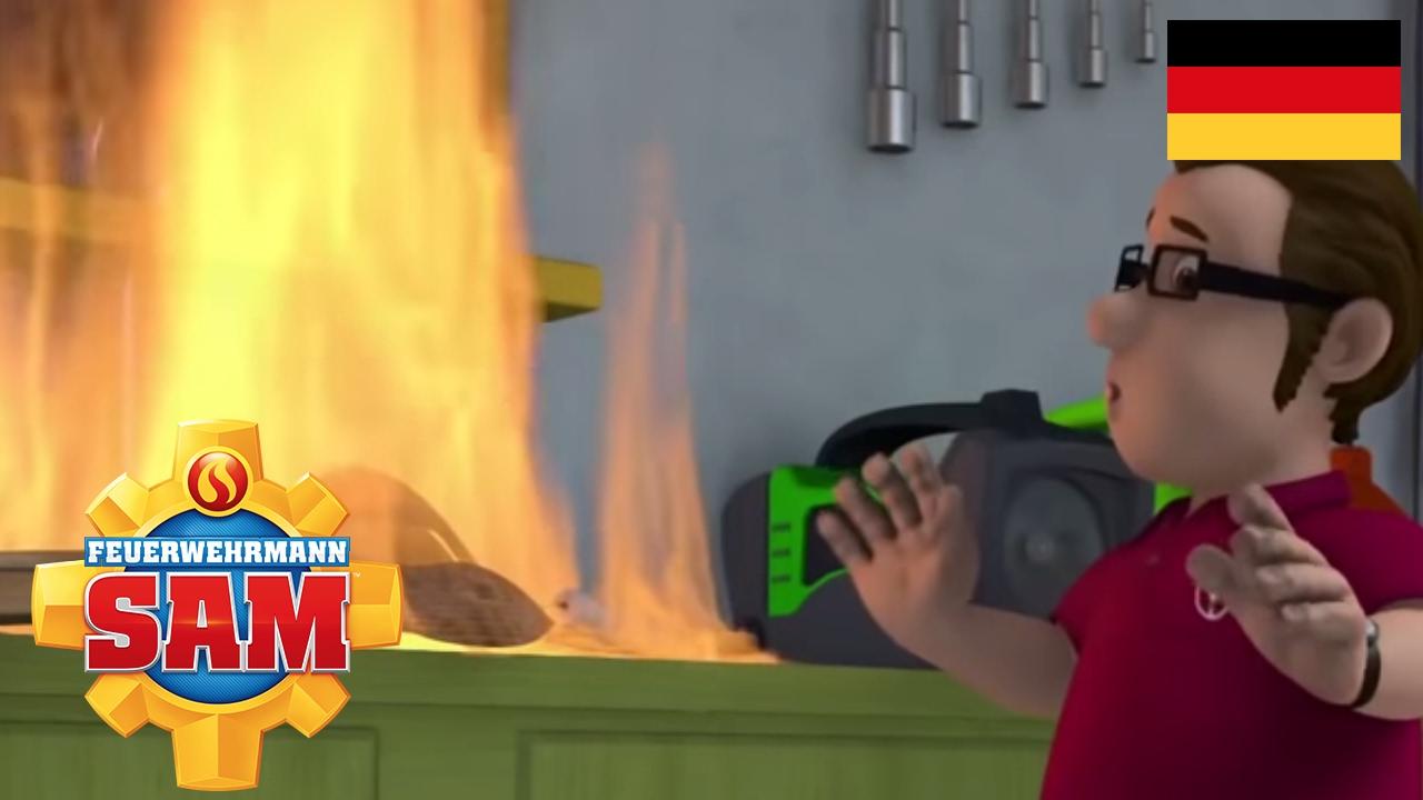 Feuerwehrmann Sam Bettwäsche