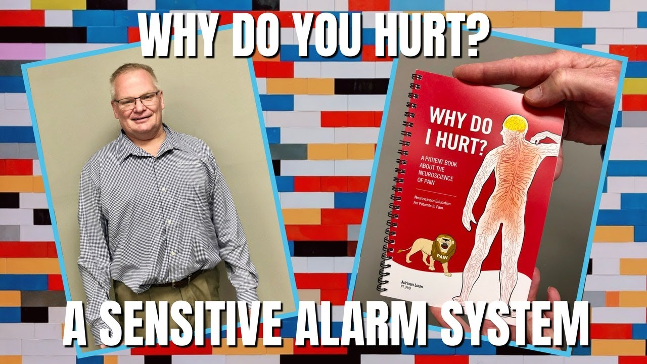 Why Do You Hurt? A Sensitive Alarm System