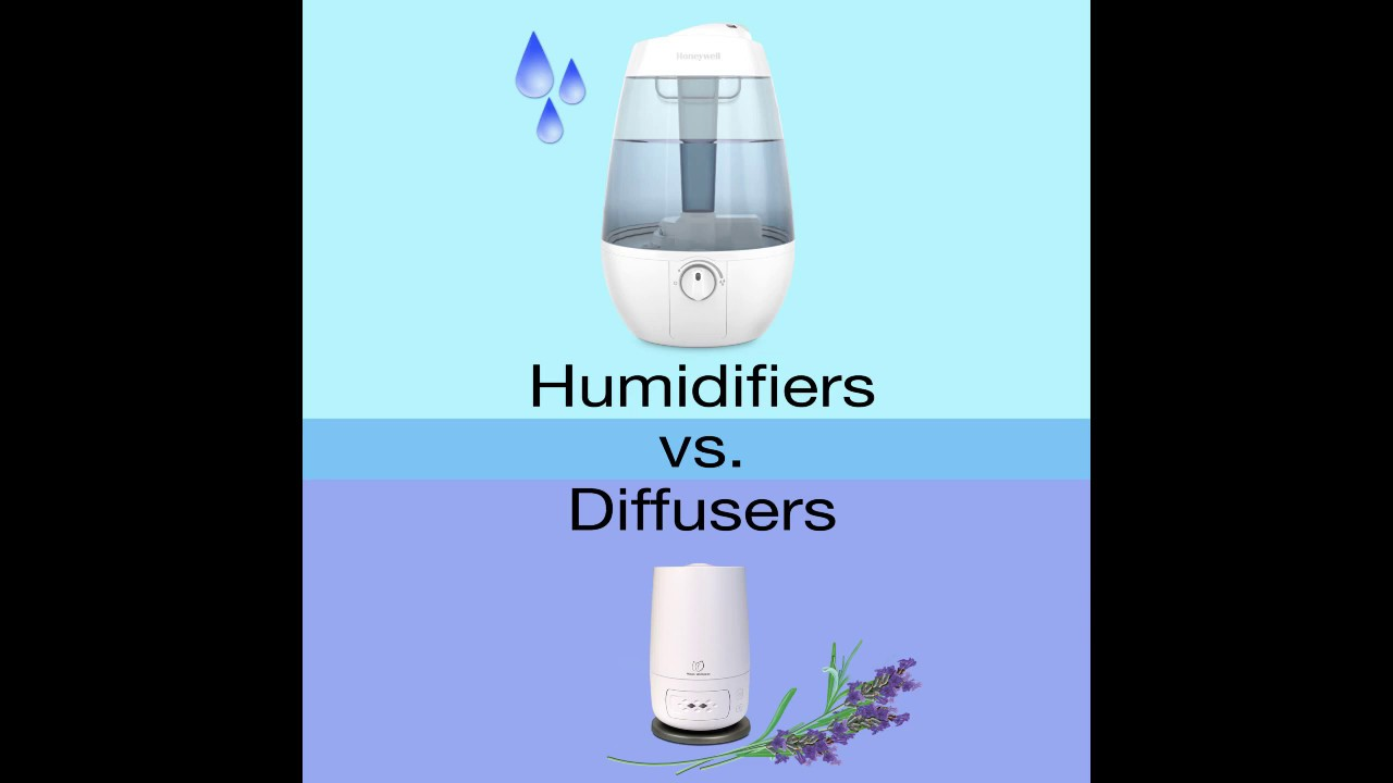 Honeywell Humidifiers Humidifier Vs Diffuser Youtube