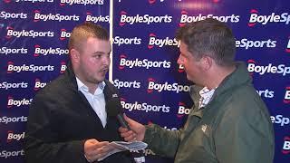 Boyle Sports Irish Greyhound Derby Heats 11- 23