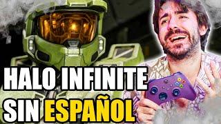 PELIGRO! Halo Infinite sin DOBLAJE al ESPAÑOL!? 😅 Xbox Series X | S y la PRENSA: Problemas, Gameplay
