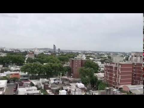 Venta Penthouse 1 dorm. con parrillero en Tres Cruces, Montevideo - Ref. 4022