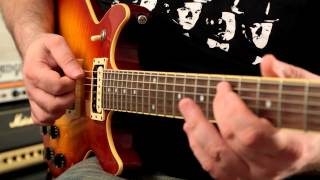 Guitar Lesson: Learn how to play Black Sabbath - Supernaut - intro riff (TG250)