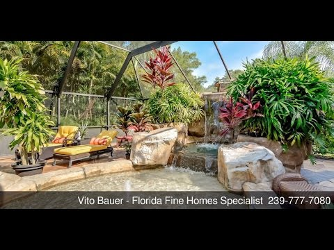 Vito Bauer - Luxury Homes - Call 239.777.7080 - 5253 Cherry Wood Dr.