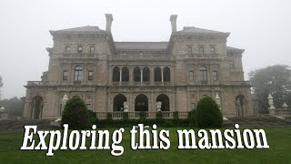 The Breakers Mansion - Oddments Vlog #3