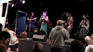 Dragonsfly; Priston Music Festival 2018; Village Green Stage