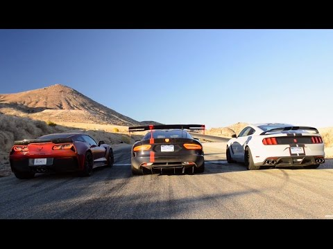 mustang gt350r v corvette stingray z06 top gear magazine yourepeat. Cars Review. Best American Auto & Cars Review