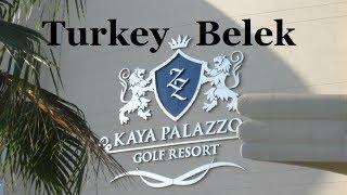 Overview hotel :  Kaya Palazzo Golf Resort 5 *  (Turkey / Belek)