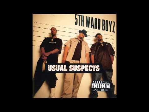 5th Ward Boys - PWA (Slowed & Chopped) @trillfiger713