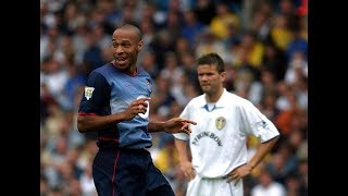 Thierry Henry vs Leeds Away PL 2002/03 (awesome performance)