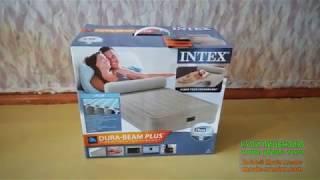 Ntex 64460 двуспальная надувная кровать
