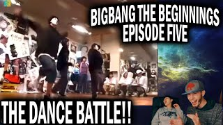 BIGBANG THE BEGINNINGS DOCUMENTARY EPISODE FIVE (COUPLE REAC…