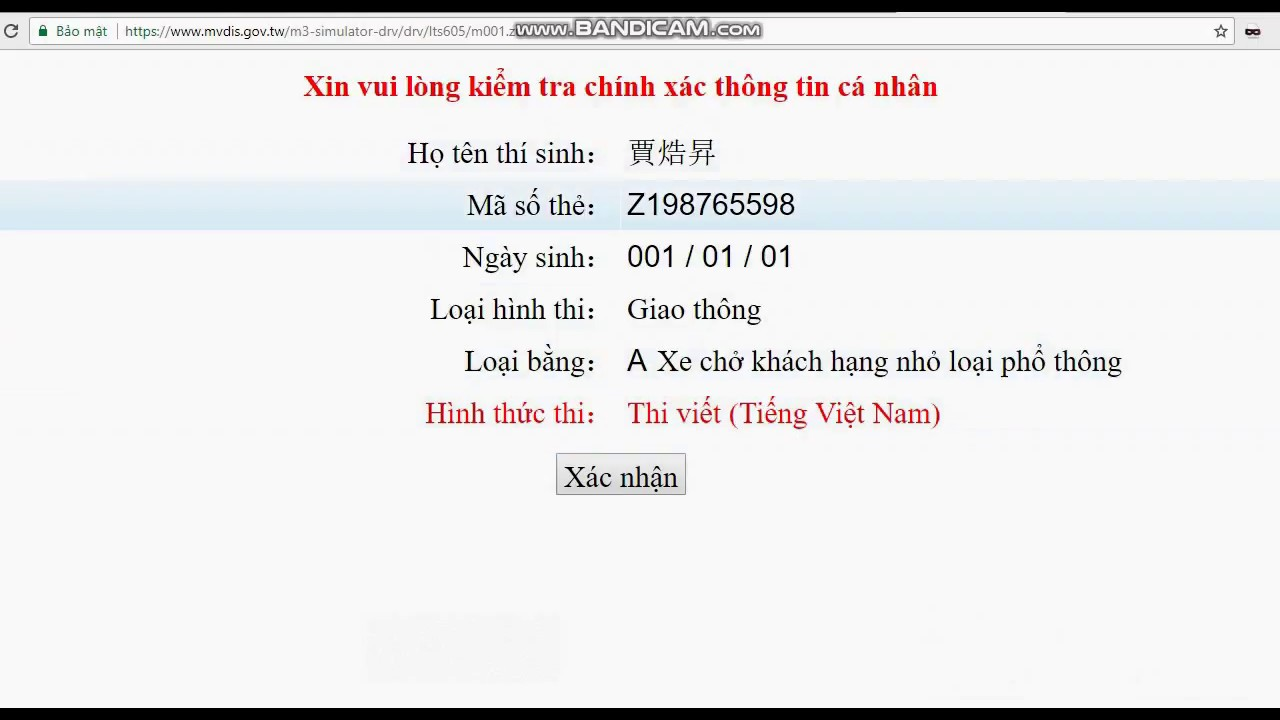 Hướng dẫn ôn tập Thi lý thuyết lái xe hơi – hạng phổ thông tại Đài Loan- đỗ 100 điểm