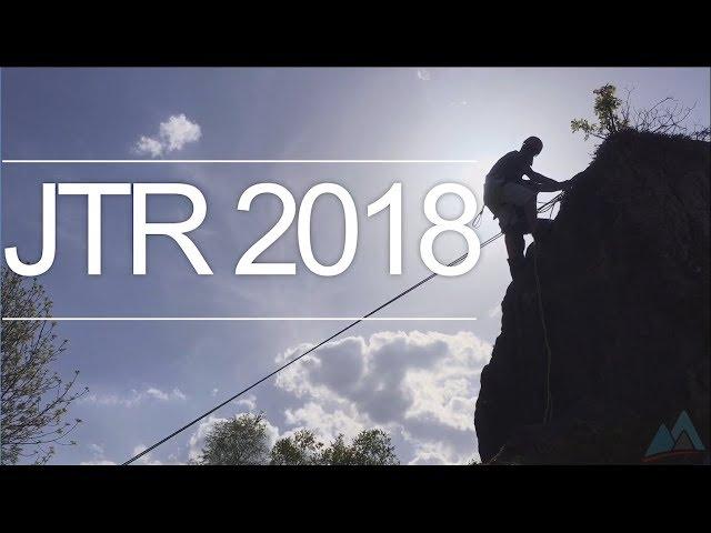 Club Alpin de Pau - JTR 2018 - journée atelier canyon en falaise