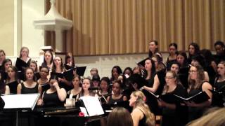 Song of Ruth Sweet Briar College Choir- April 27, 2015- The Final Concert- for now...