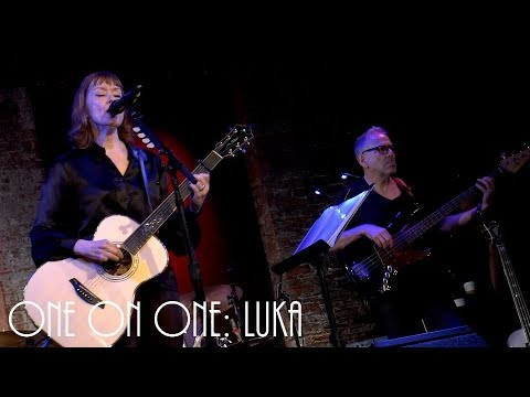 Cellar Sessions: Suzanne Vega - Luka September 19th, 2017 City Winery New York