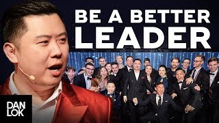 How To Be A Better Leader & What Great Leaders Actually Do
