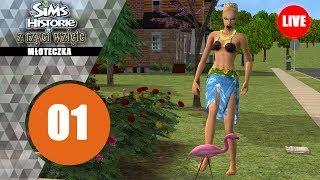 Live: The Sims Historie z Rzyci Wzięte #1