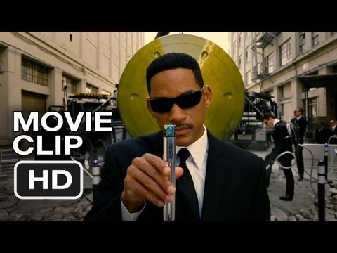 Men In Black 3 CLIP - Cell Phones (2012) Will Smith Movie HD