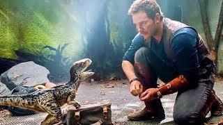 Les dinosaures de JURASSIC WORLD 2 ✩ Chris Pratt, Bryce Dallas Howard (2018)