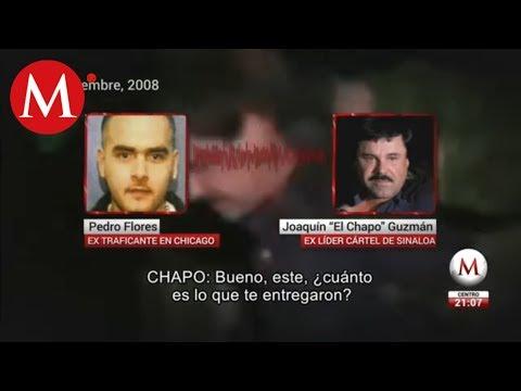 Lo Que Debes Saber - Presentan grabaciones del Chapo en su juicio