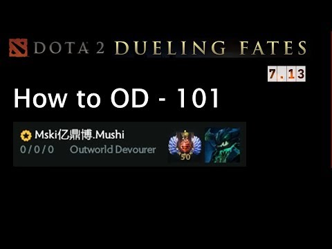 Live Game Commentary - Rank #50 OD (Mushi)