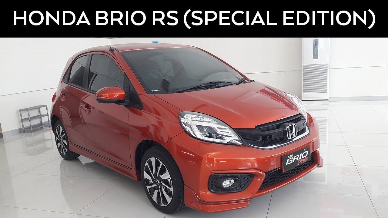 honda brio rs special edition 2017 - exterior and interior - youtube