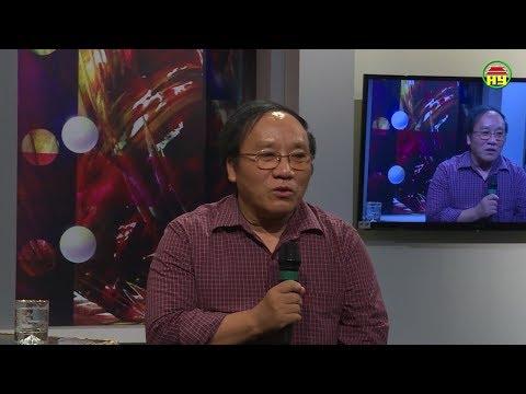 Khách Mời Văn Nghệ Sỹ: Nhà Thơ Trần Đăng Khoa.