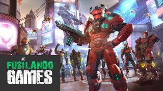 SHADOWGUN LEGENDS | FUSILANDO GAMES