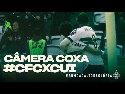 Câmera Coxa - Coritiba 2 x 1 Cuiabá